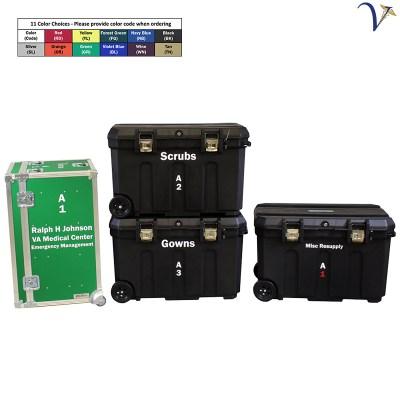 Ebola PPE 100 (100 Kits) Specialized Response Module