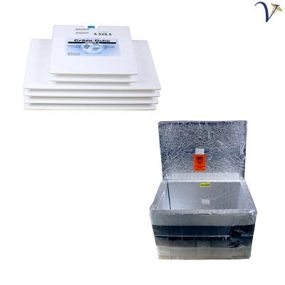 8L & VT-100 Cool Cubes Components