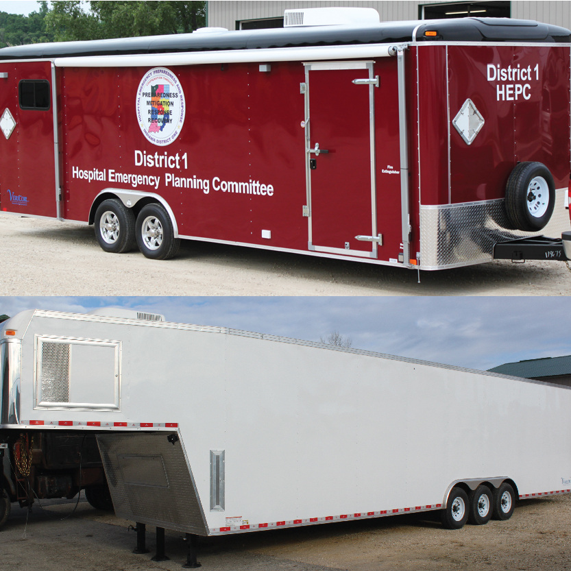 Trailers for Emergency Management