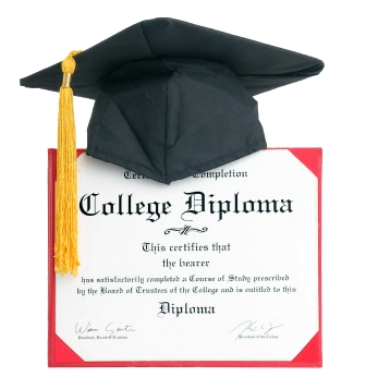 Buy a fake college degree