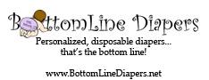 Bottom Line Diaper Banner Ad