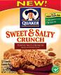 Quaker Toffee Nut CrunchBars