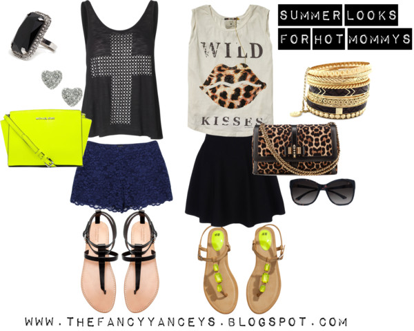 Summer looks for Hot Mommys