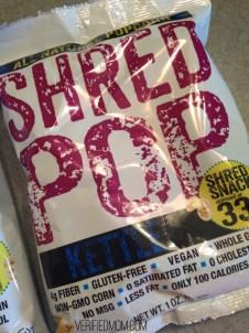 SHRED Pop Popcorn