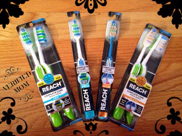 Reach Complete Toothbrush
