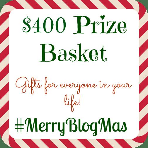 $400 Giveaway Prize Basket
