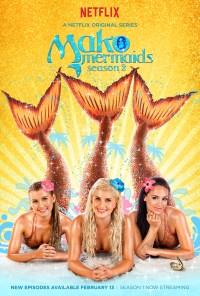 Mako Mermaids #Netflix #Streamteam