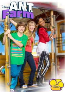 ANT Farm on Netflix #Streamteam