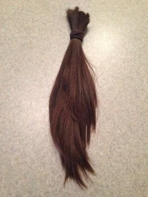 long hair no more