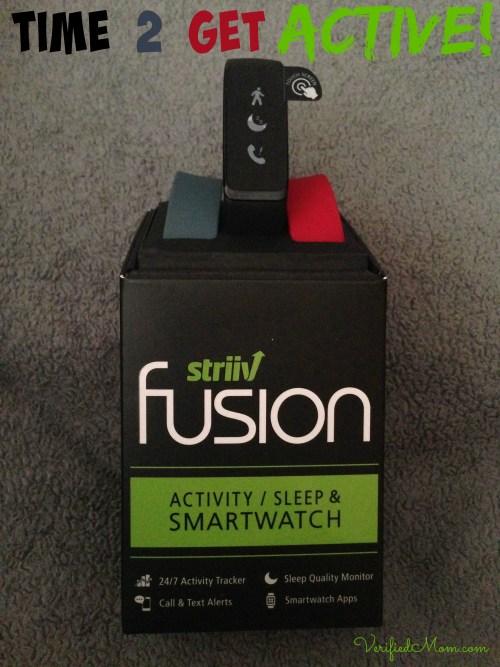 Striiv Fusion Activity Tracker