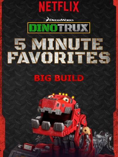 DinoTrux Big Build (Vertical)