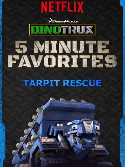 DinoTrux Tarpit Rescue (Vertical)