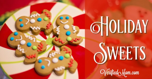 holiday sweets #12daysofblogmas