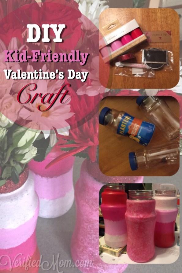 DIY Kid Friendly Valentines Day Craft Collage
