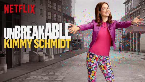 Real Life = Unbreakable Kimmy Schmidt
