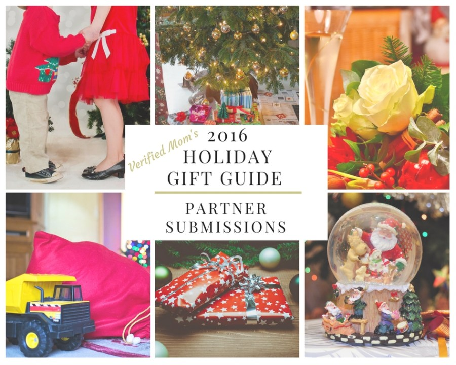 Verified Mom is now accepting Holiday Gift Guide Submissions for 2016