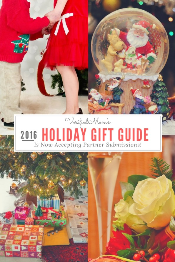 Holiday Gift Guide Now Accepting Submissions