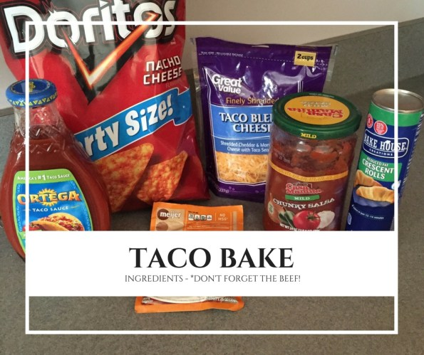 Quick and Easy Taco Bake the whole family will enjoy!