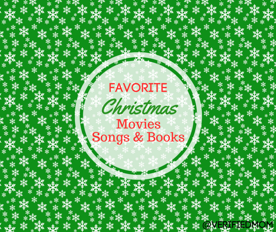 Christmas Movies, Songs & Books