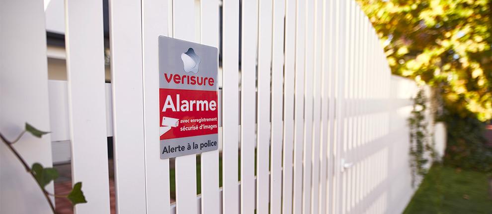 Autocollant Alarme Maison Quel Est Le Meilleur Emplacement Verisure