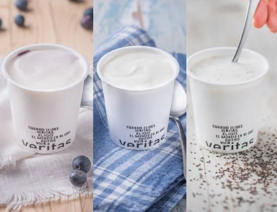Iogurts ecològics, sostenibles i de quilòmetre zero, elaborats amb llet fresca d'una granja de Cardedeu - Productes amb cor - Veritas