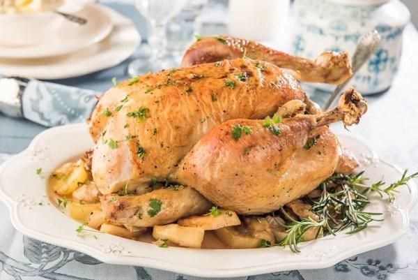 Las diferencias entre el pollo ecológico y el no ecológico - Veritas