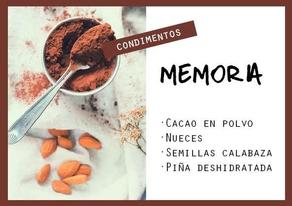Condiment per la memòria - Veritas