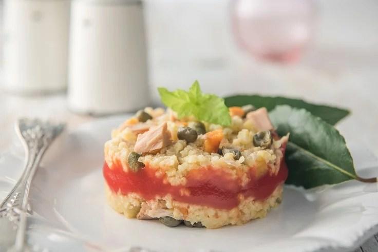 Pastís de mill i tonyina - Veritas