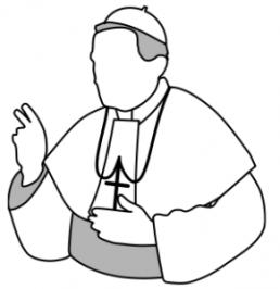 Pope Veritaspac speaks