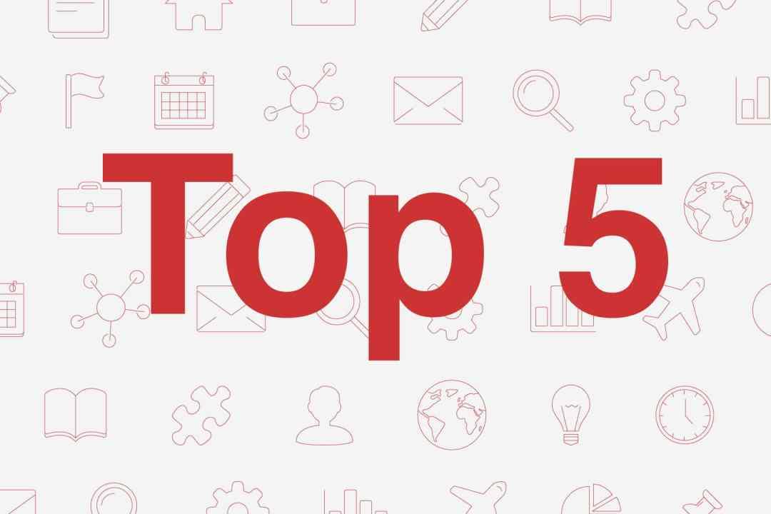 Top Five of 2014