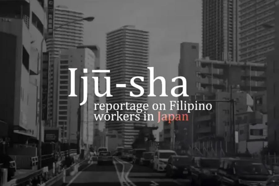 Verité Premieres Documentary About Filipino Workers at Japan Symposium