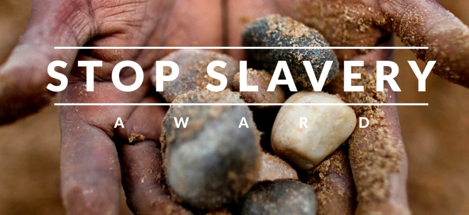 Stop Slavery Award