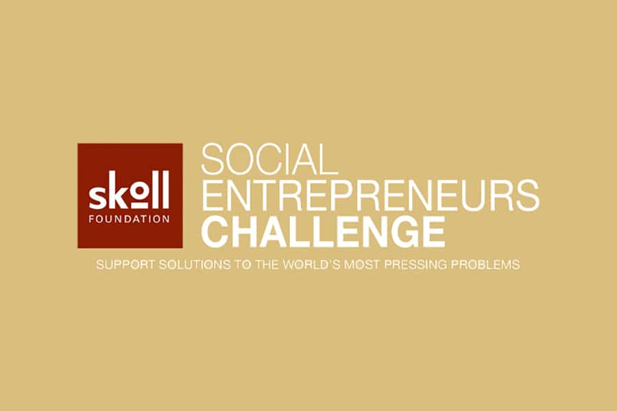 Skoll Social Entrepreneurs Challenge Logo