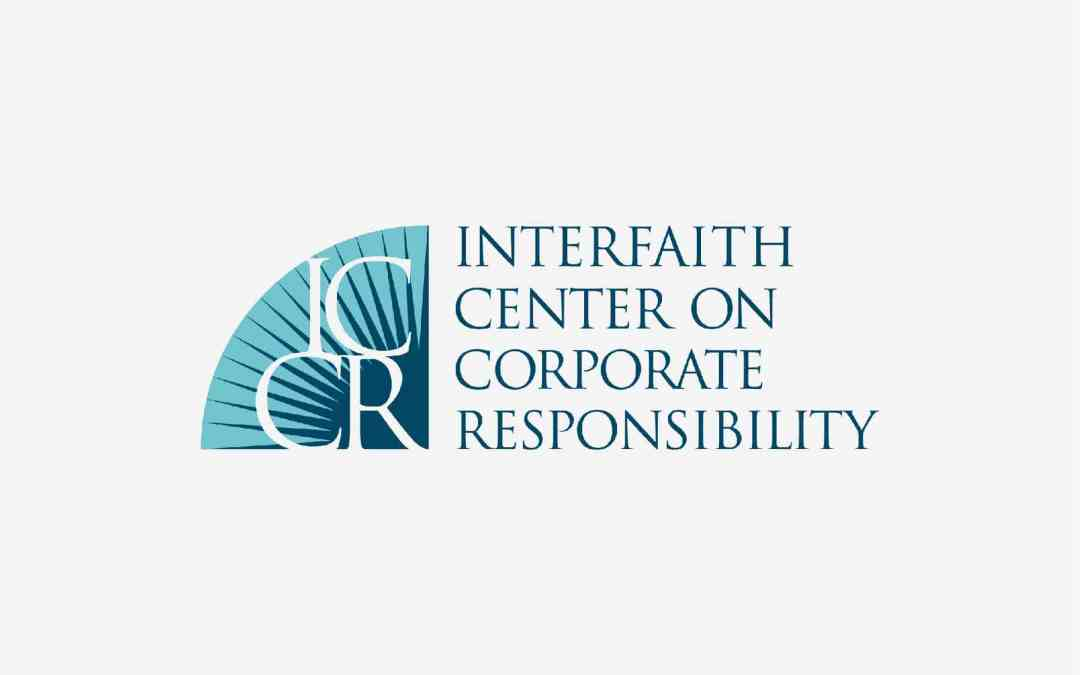 The ICCR Spotlights Ethical Recruitment Policies