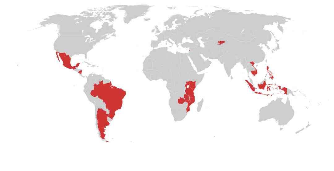 Tobacco Commodity Risk Map