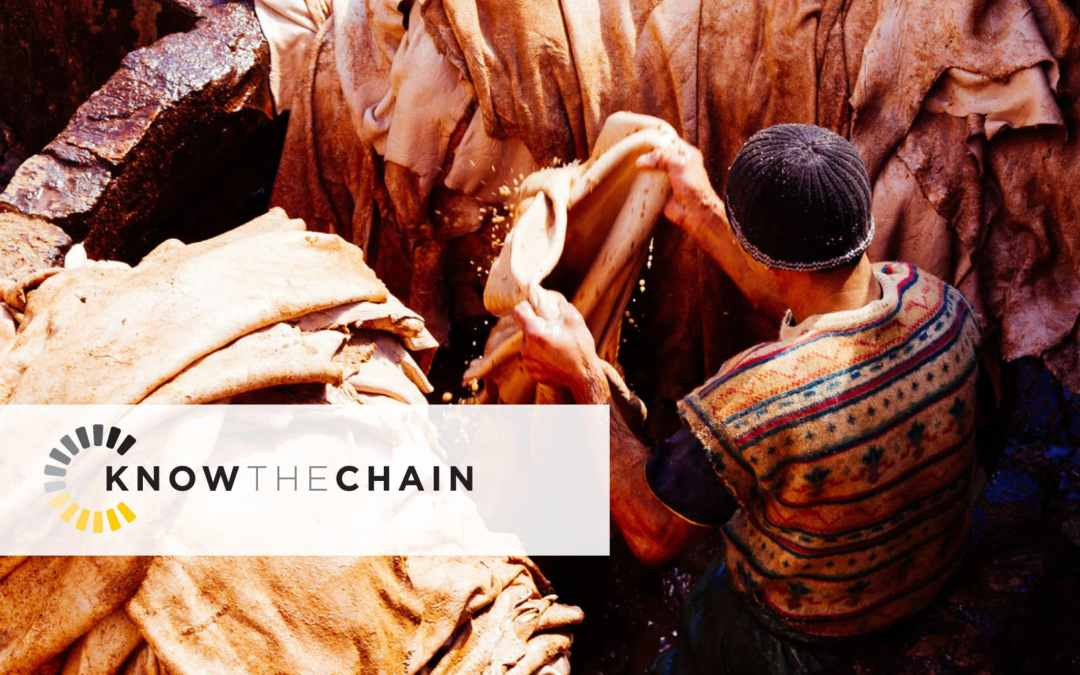 KnowTheChain Releases Leather Case Study