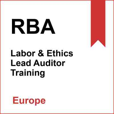 RBA Training in Europe