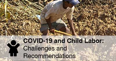 COVID-19 and Child Labor