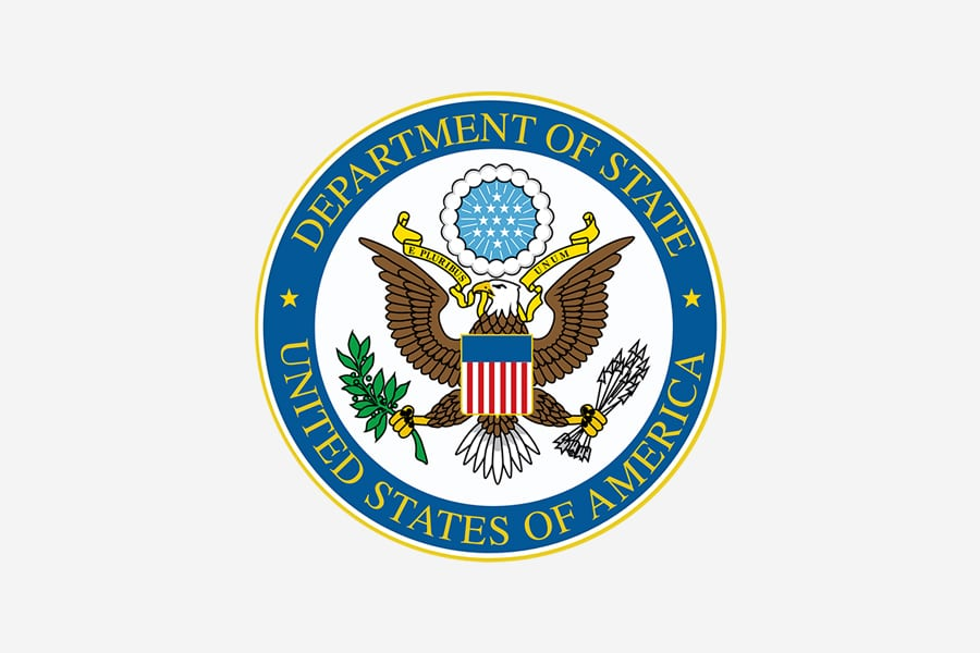 The United States Department of State Logo