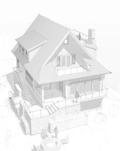 Verite Design Group, House Rendering