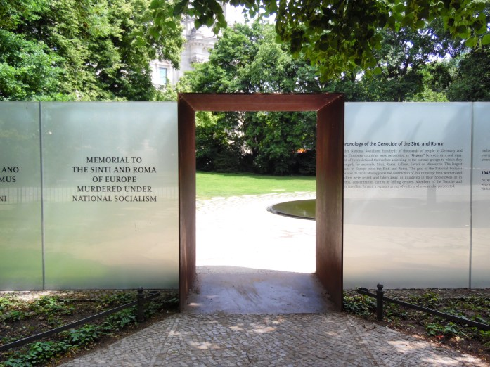 Inspire a Visit to Berlin Sinti and Roma Memorial
