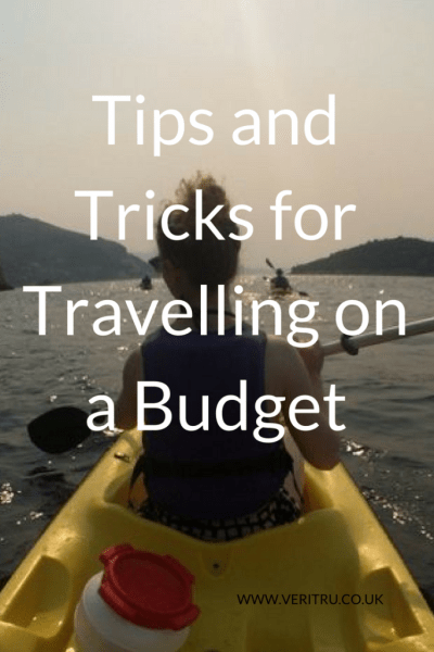 Tips and Tricks for Travelling on a Budget - Don't have a huge amount of money, you can travel AND have an amazing time doing it! There are lots ofTips and Tricks for Travelling on a Budget. - Veritru