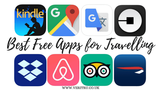 Best Free Apps for Travelling