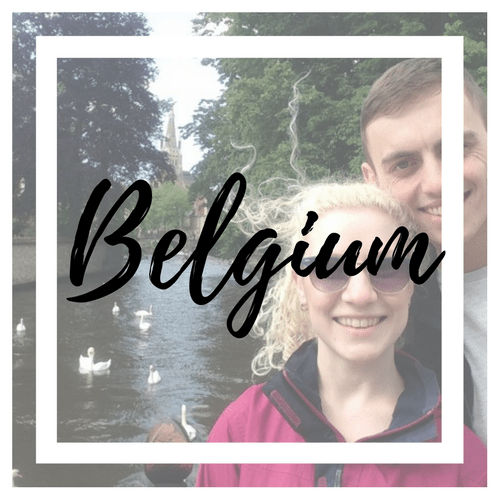Belgium - Where I've Been - Veritru