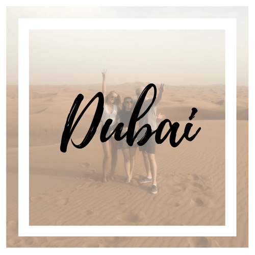 Dubai - Where I've Been - Veritru