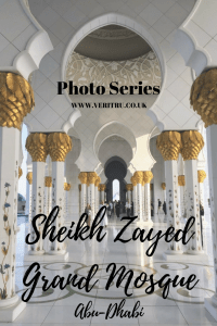 Photo Series Sheikh Zayed Grand Mosque - Visiting the Sheikh Zayed Grand Mosque - The Sheikh Zayed Grand Mosque, Abu-Dhabi is easily one of the most beautiful buildings in the world. Some interesting facts, what to wear and your etiquette when you're there along with my best tips on when to visit. It's truly breathtaking and well worth visiting.