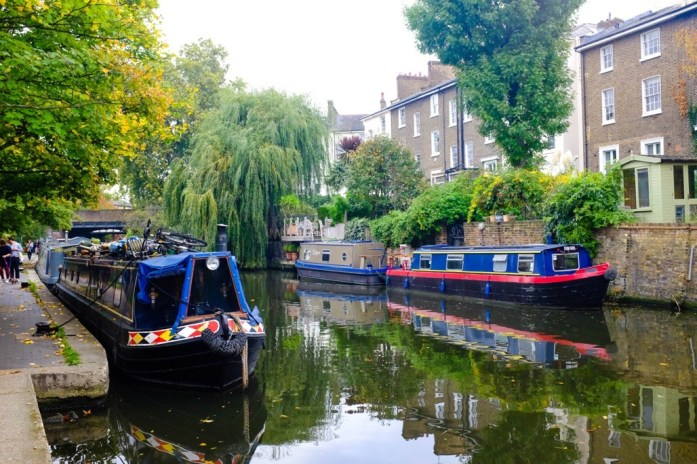 The Regents Canal Walk - Veritru - The Best Things To Do In London