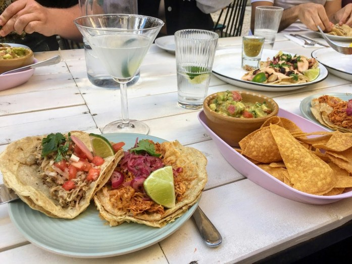 Tereza Mexican Restaurant Tacos - The Best Joint Hen/Stag Do in Budapest - Veritru