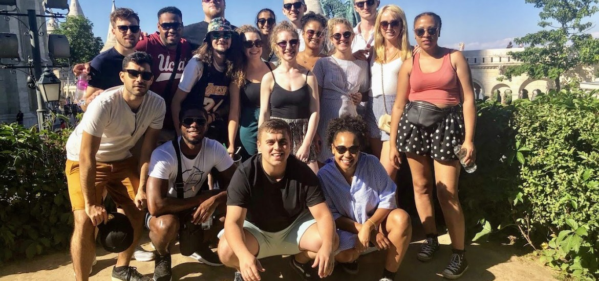 Squad! Walking Tour Budapest - The Best Joint Hen/Stag Do in Budapest - Veritru - Fisherman's Bastion