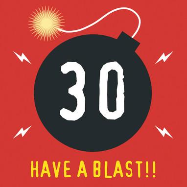 Verjaardagswensen 30 Jaar De Leukste Verjaardagswensen Voor 30 Jaar